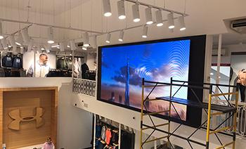 LED экраны для помещений